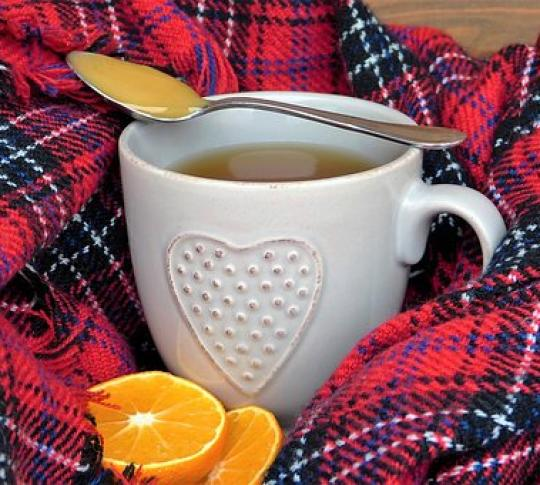 Natural help for Winter Coughs and Colds.