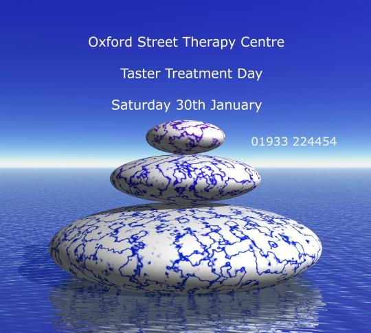 Taster Treatment Day January 30th 2016